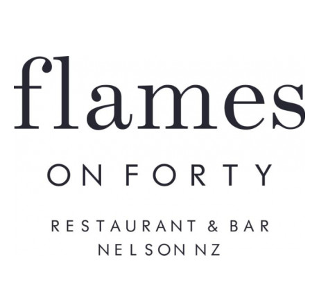 Flames on 40 Restaurant Bar