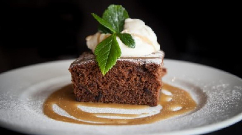 focal point dessert