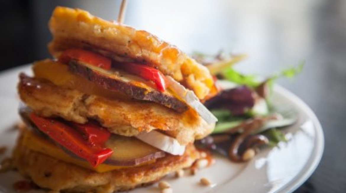 focal point corn fritters