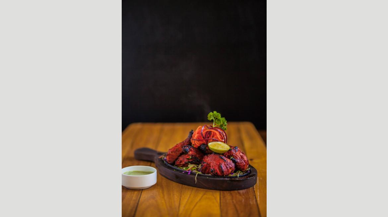 indigo tandoori chicken