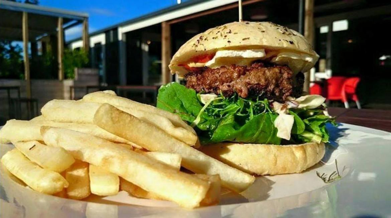 loading ramp burger