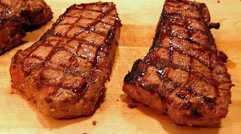 loading ramp steak