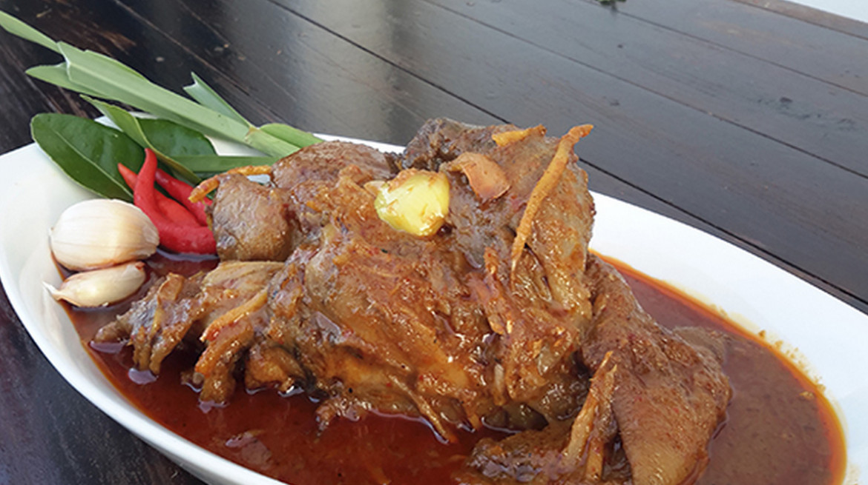 red elephant pork hok