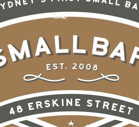 Small Bar- Erskine Street