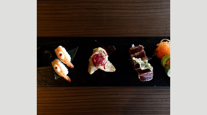 kobe jones melbourne sushi first table australia