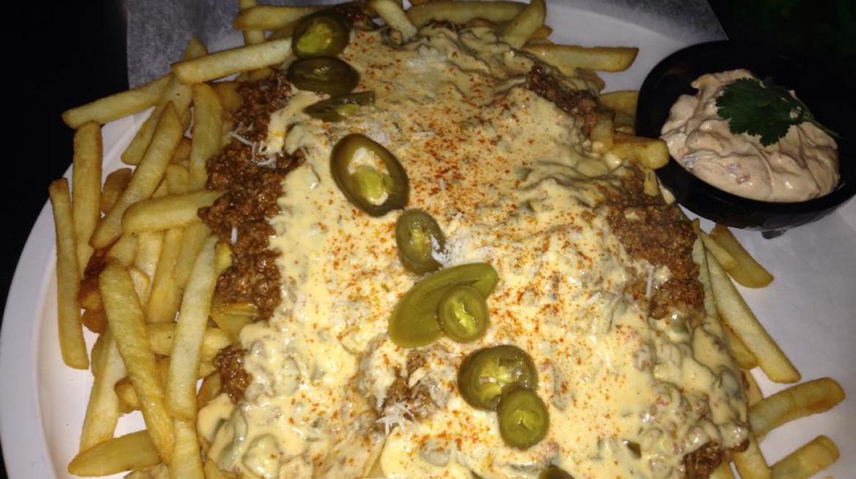 cowboy fries platter