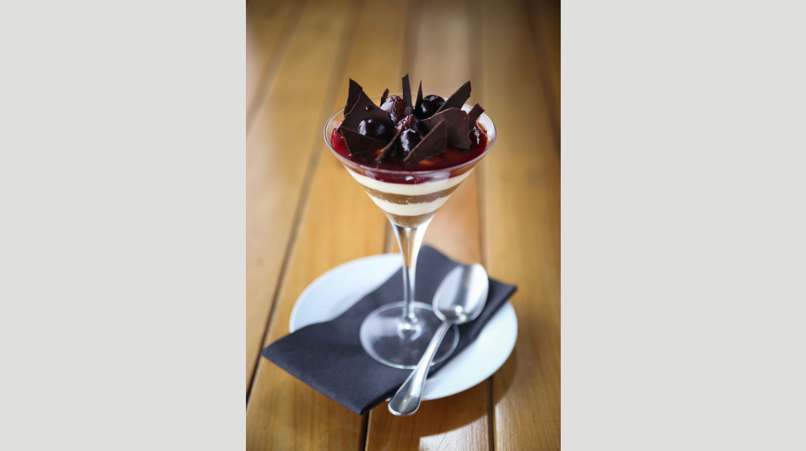 comida black forest gateaux nelson first table nz