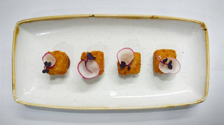 bessie pork jowl croquettes christchurch first table