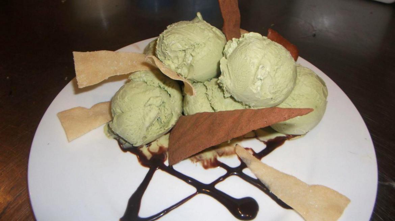 yakitori daruma green tea