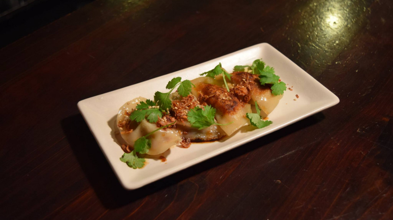 yakitori dumplings