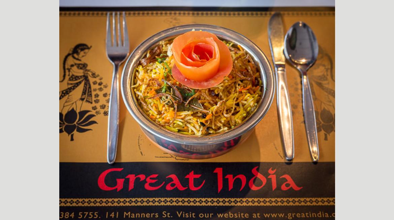 GreatIndia VegetableBiryani 550x440