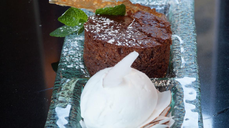 blue kanu dessert