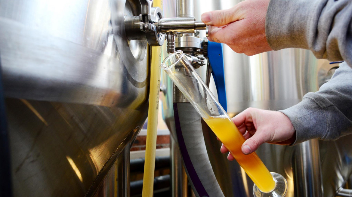 catchment brewing co2