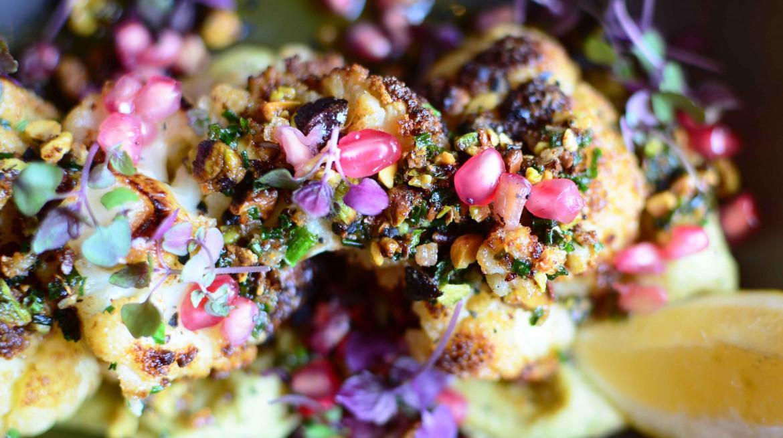 catchment cauliflower