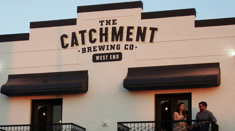 catchment exterior