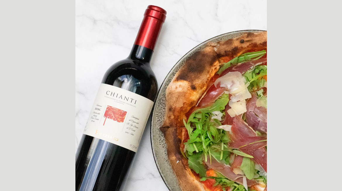 COLLECTIVE Wine and Pizza