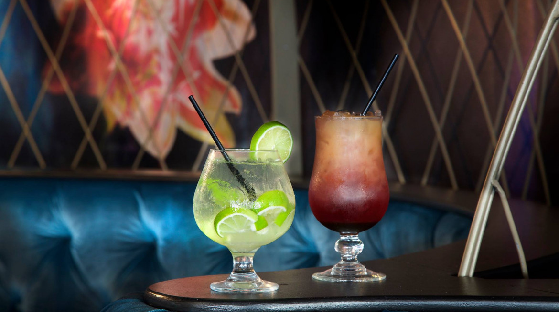 mecca bah cocktails