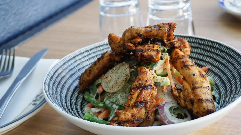 mecca bah chicken salad