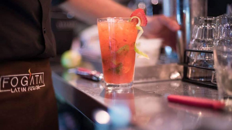 fogata cocktails