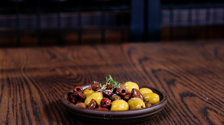 la zeppa olives