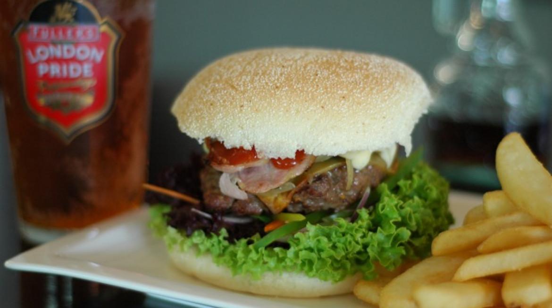 londoner burger