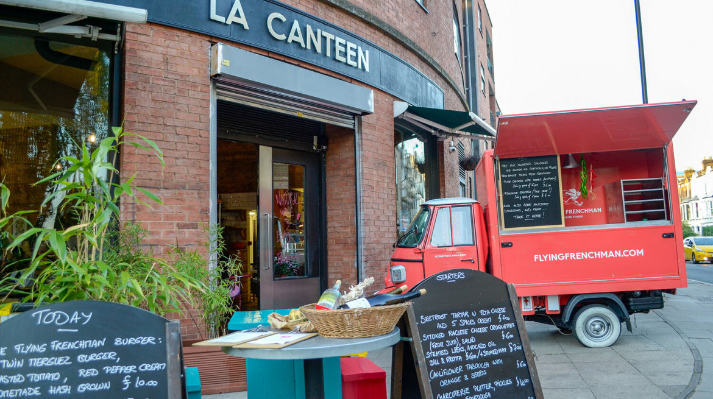 La Canteen+A