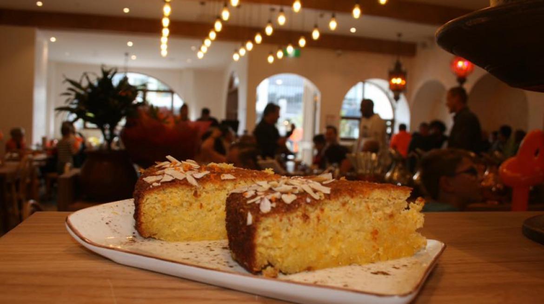 casablanca orange cake