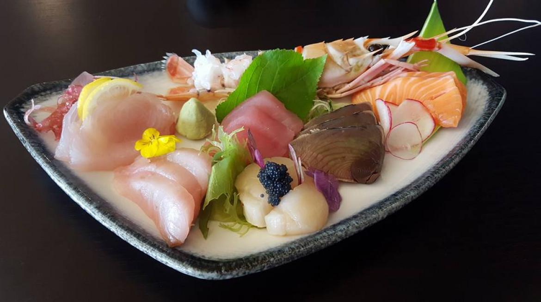 pegasushi sashimi