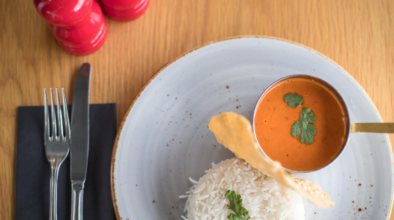 Butter Chicken Curry1
