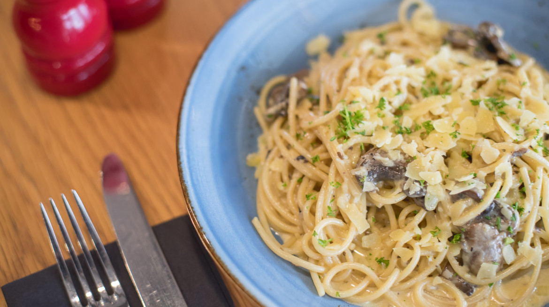 Pasta Mushroom1