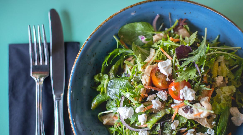 Salad Ginger Chicken1