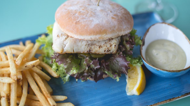 Burger Fish
