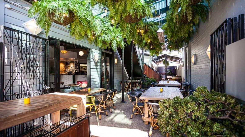 5 Boroughs Garden Bar