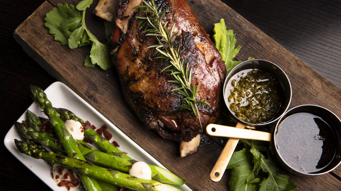 The Grille lambshoulder 1