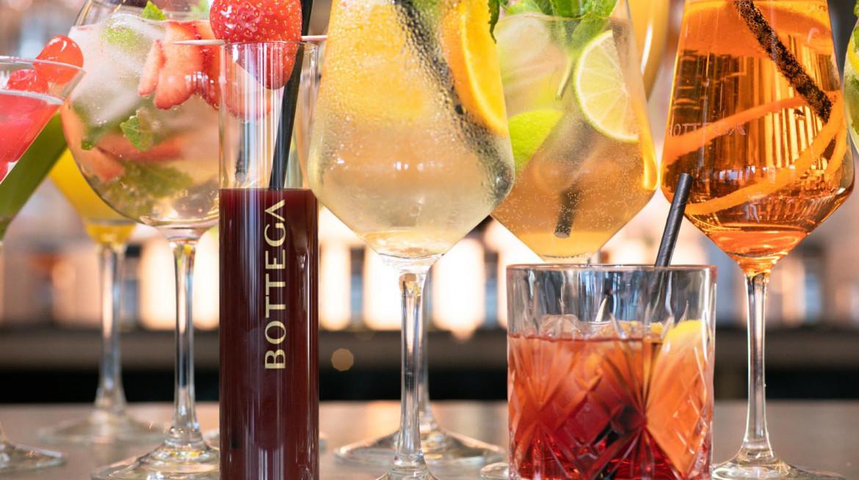 Bottega Birmingham Cocktails 99
