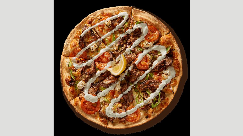 Crust Pizza Image 1