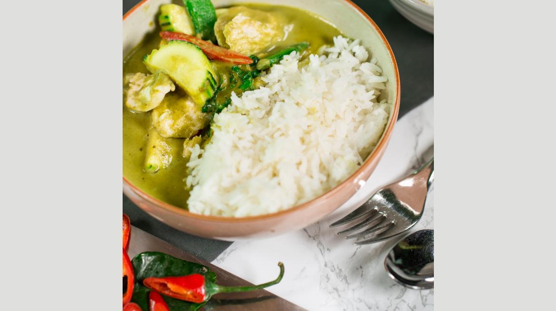 Chaophraya Green Curry