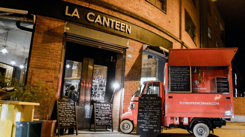 La Canteen+B