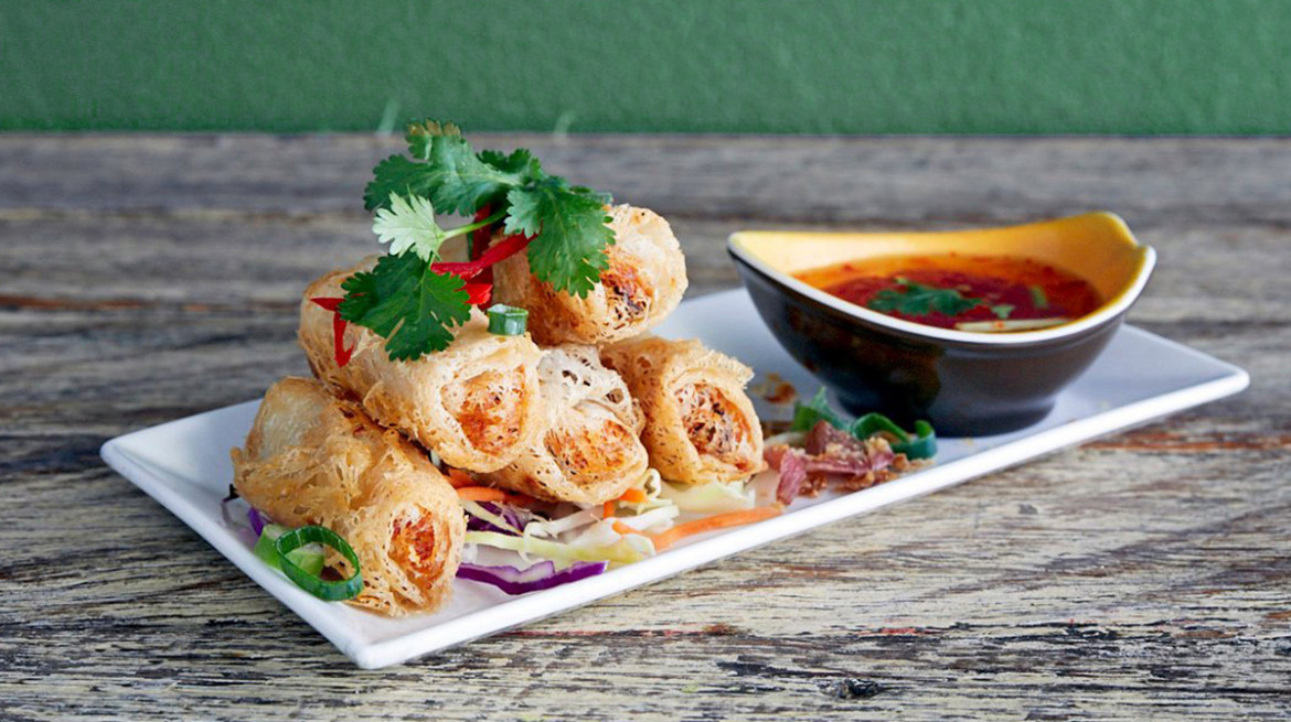 Selected Spring Rolls